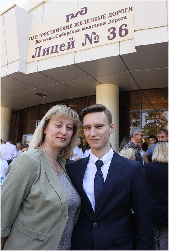 Кирилл Вальчук – студент первого курса направления «Юриспруденция»